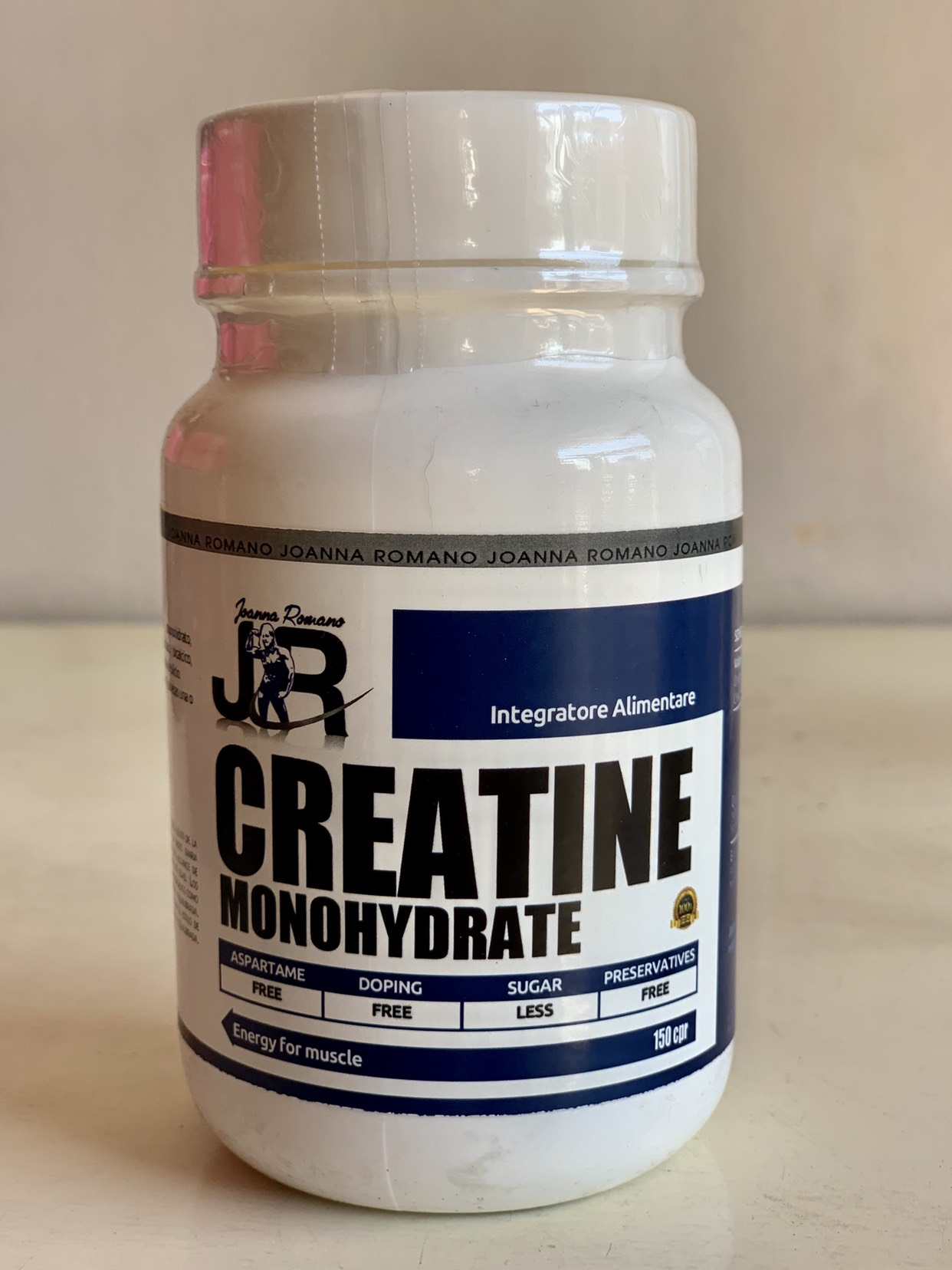 Creatine Monohydrate 150cps