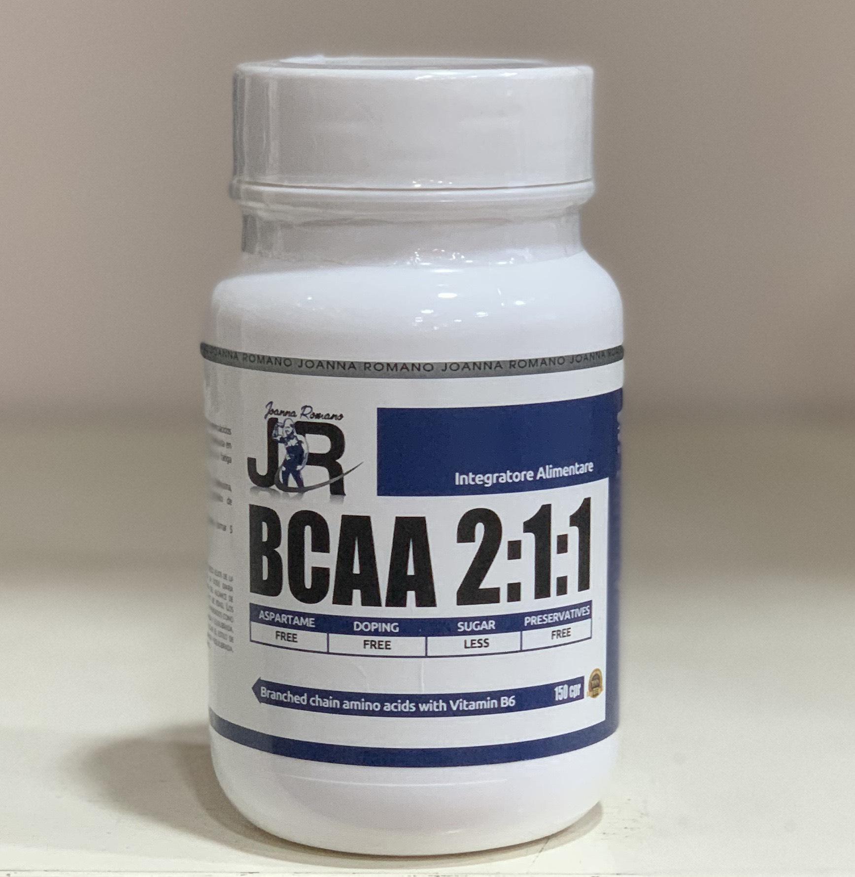 BCAA amino acids