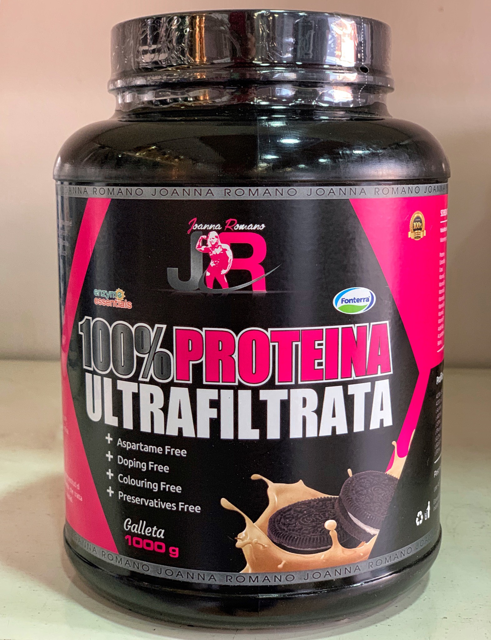 Ultrafiltered Protein